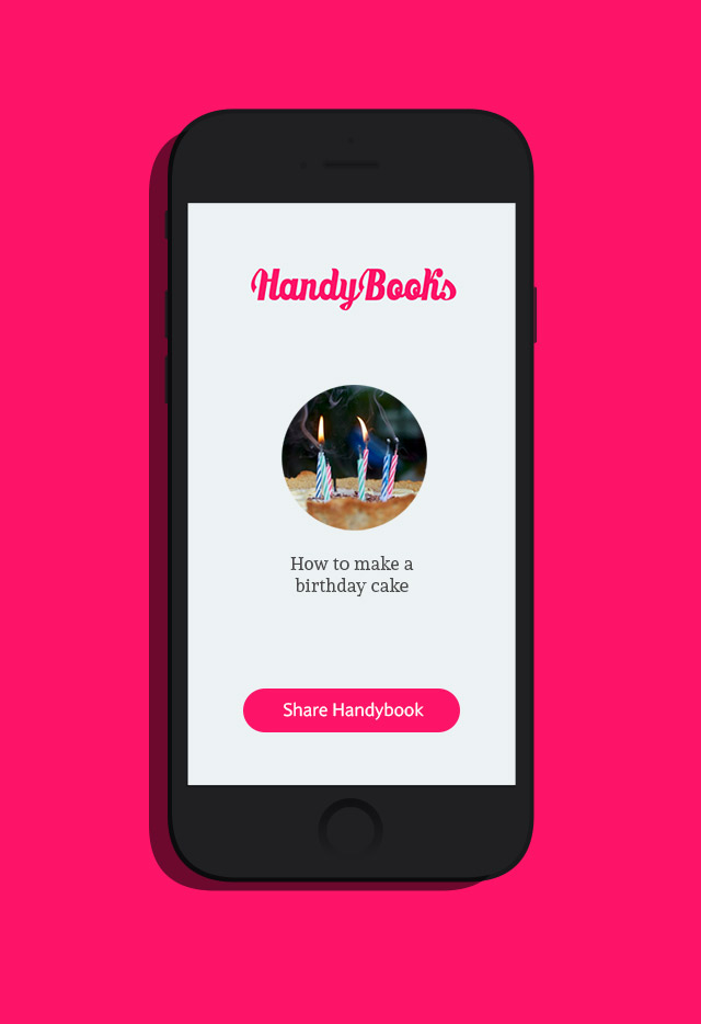 Handybooks App